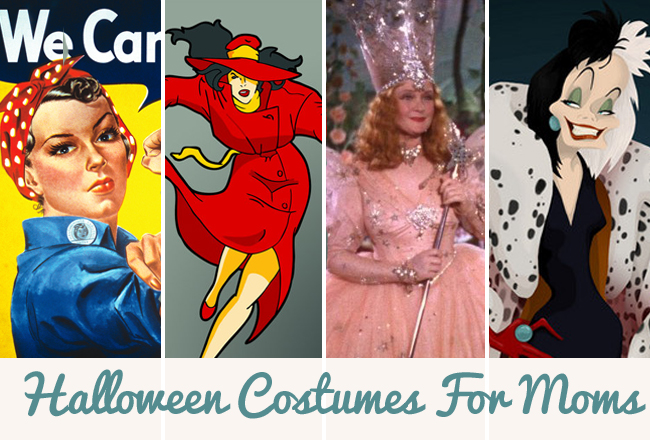 Classy Mom Costumes You Can DIY