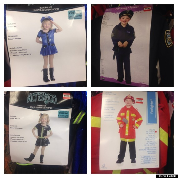 Value Village Pulls 'Sexy' Children's Halloween Costumes From The Shelves
