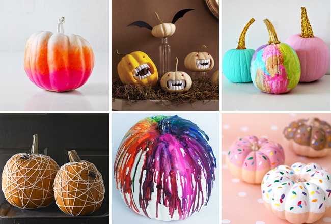 How To Decorate Your Pumpkin Like A Pro Urbanmoms