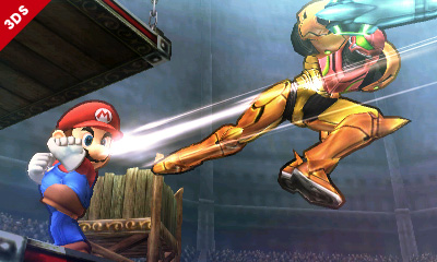 Game Review: Super Smash Bros For Nintendo 3DS