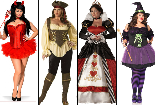 walmart angers internet with fat girl costumes - Halloween Costume For Fat People