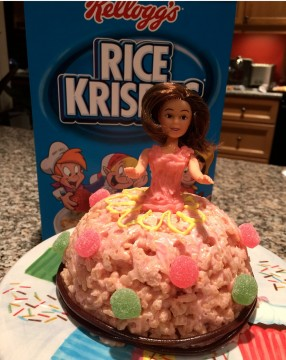 Rice Krispies TreatsForToys 2014