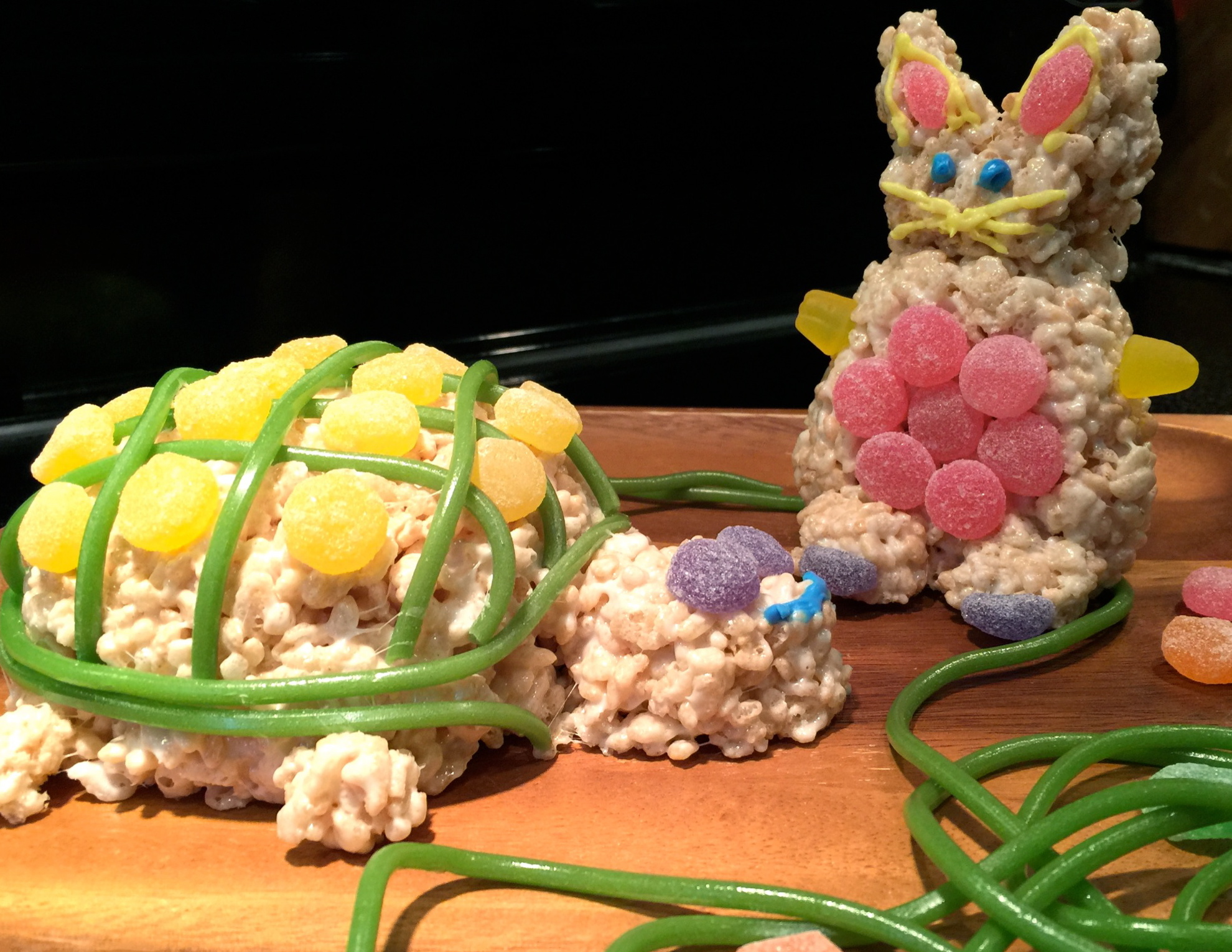 Join Rice Krispies In Making Treats For Toys!