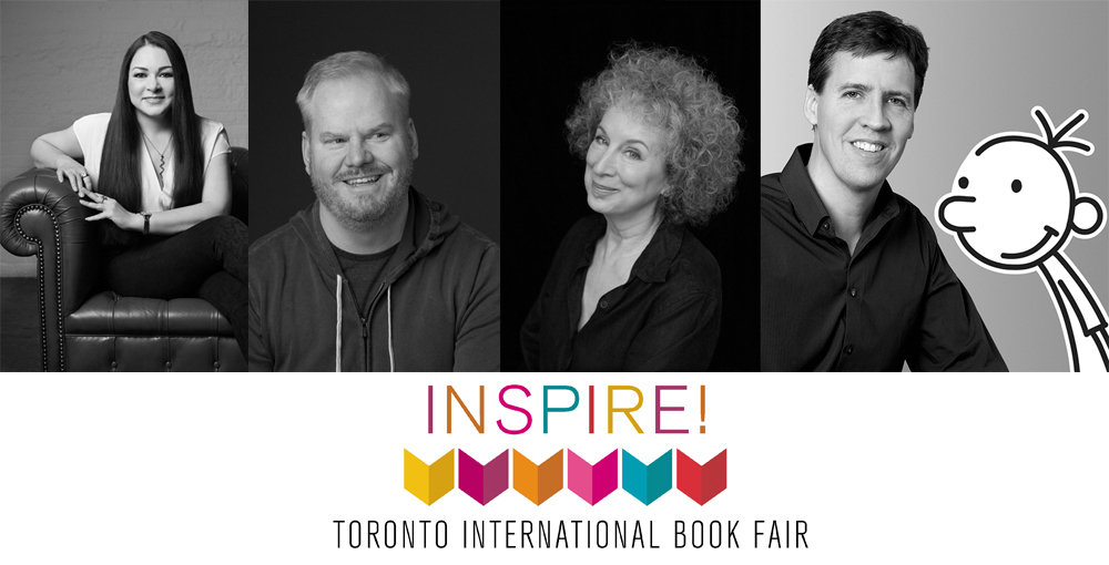 What To See At INSPIRE! Toronto International Book Fair