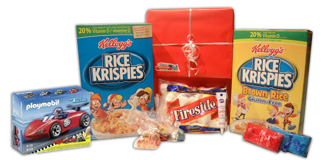Rice Krispies #TreatsForToys Giveaway!