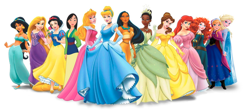 Why Do White Disney Princesses Make More Money?