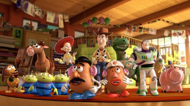 Toy Story Cast