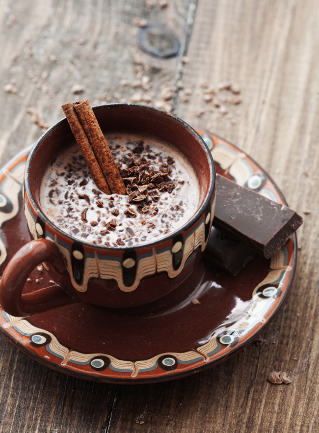 7 Ways To Spice Up Your Hot Chocolate