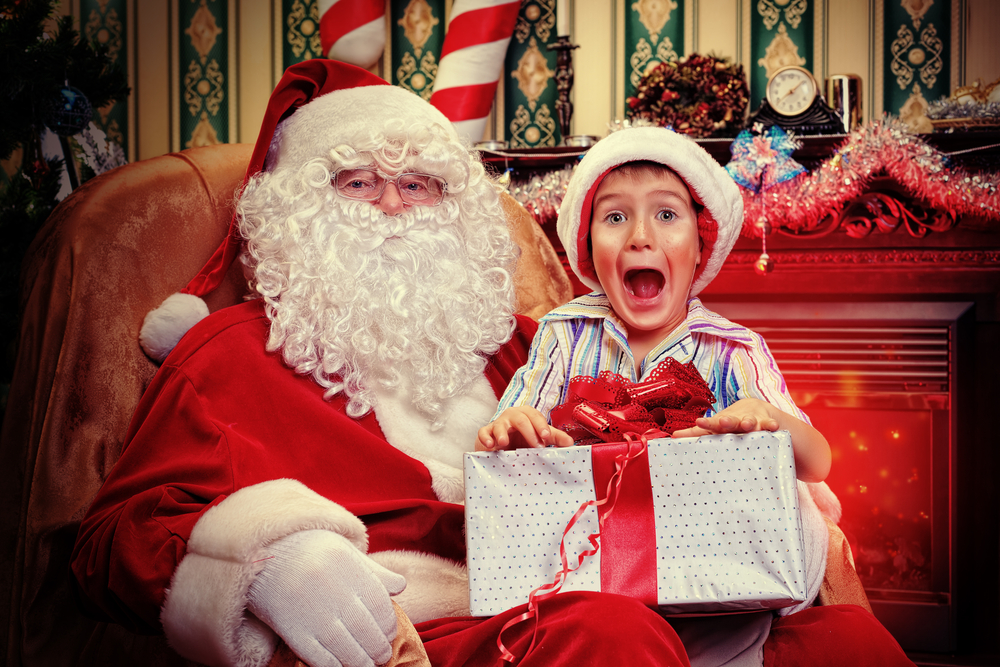 How To Prepare For Pictures With Santa