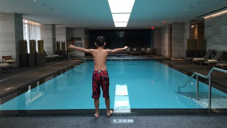 Four Seasons Hotel Toronto. Photo credit: Sonya Davidson