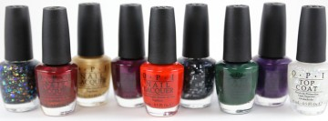 OPI Gwen Stefani 2014 Holiday Collection