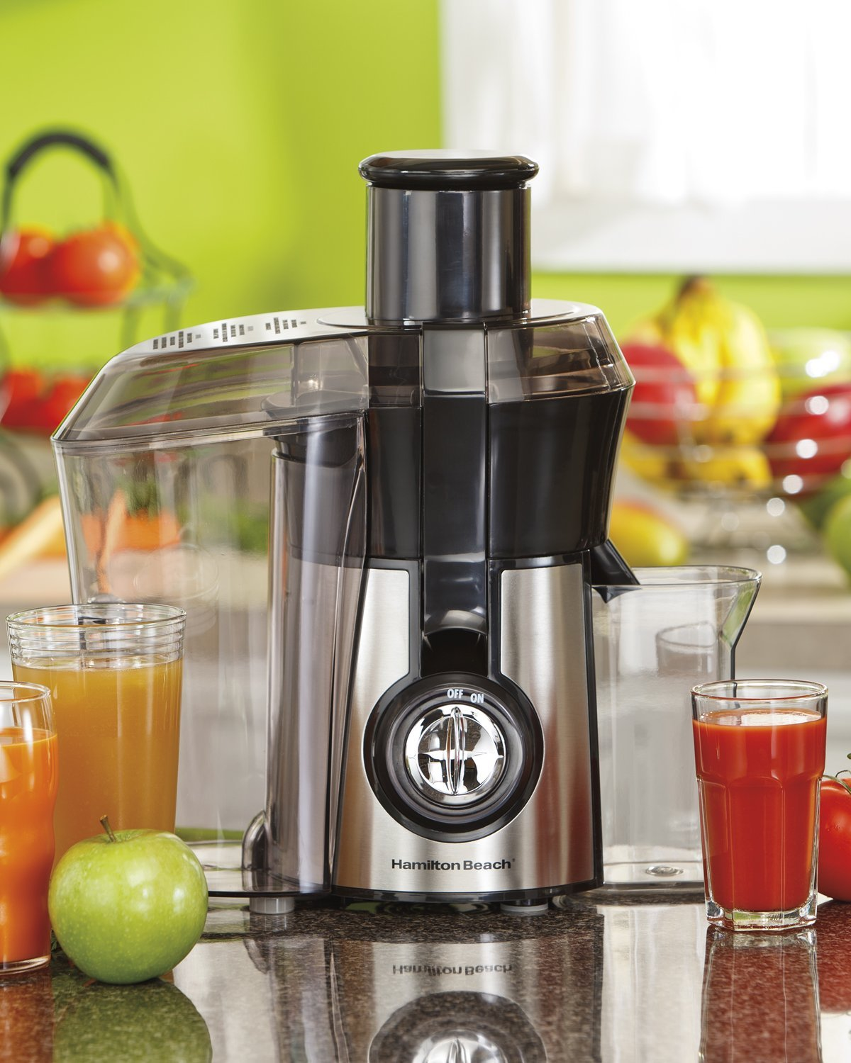 Enter For A Chance To Win A Hamilton Beach Juicer