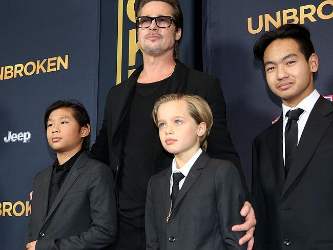 Why Brad Pitt & Angelina Jolie Are The Best Parents