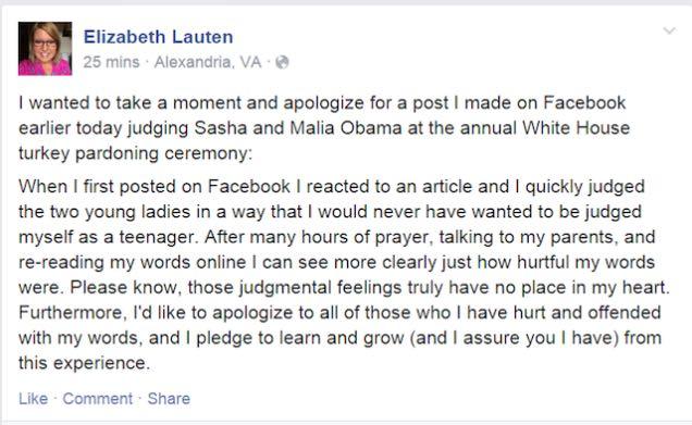 Lauten-apology