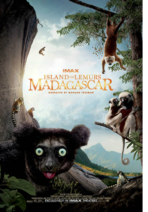 IMAX Film: Island of Lemurs; Madagascar