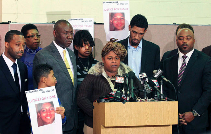 Tamir Rice's Mom Hopes To Convict Officers Who Shot Her Son