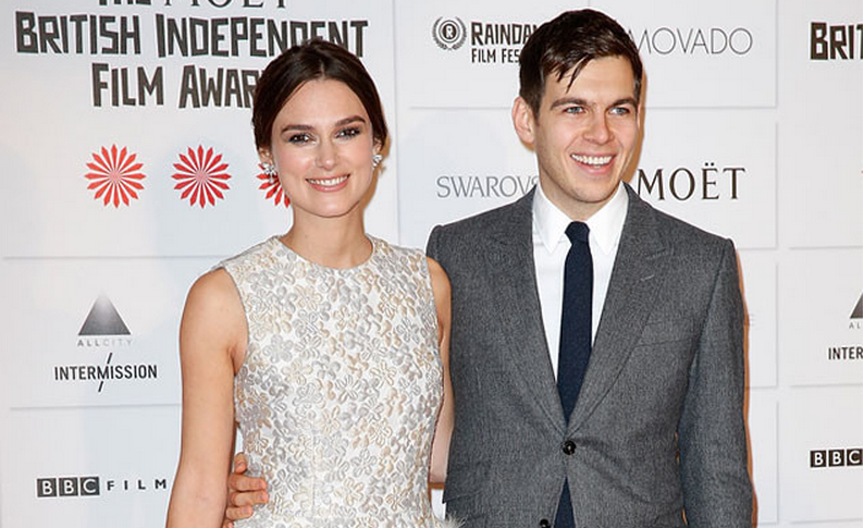 Baby On The Way For Keira Knightley