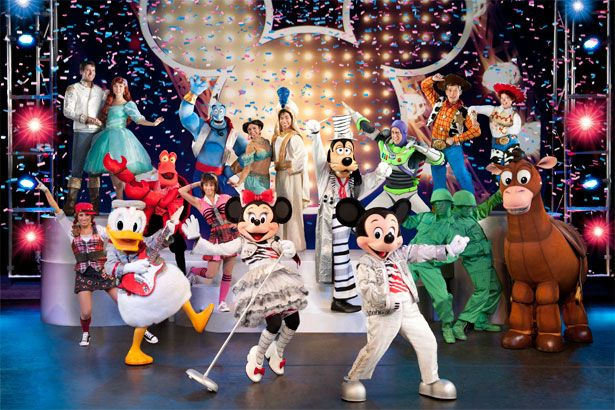 Disney Live! Mickey's Music Festival!