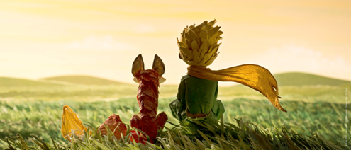 First Look: The Little Prince Movie