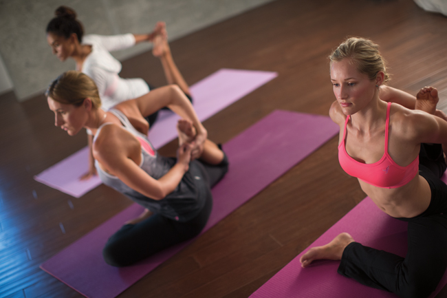 Enter For A Chance To Win A New Balance PSYCHE Sports Bra