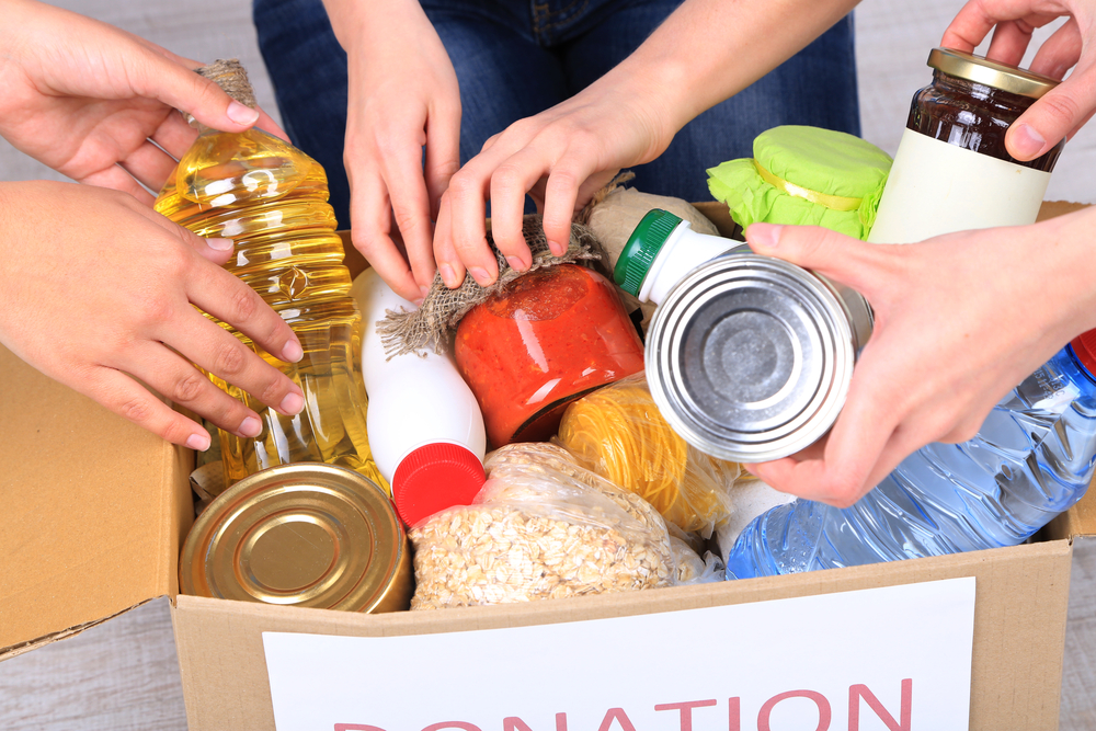 Top 10 Items Food Banks Need Now