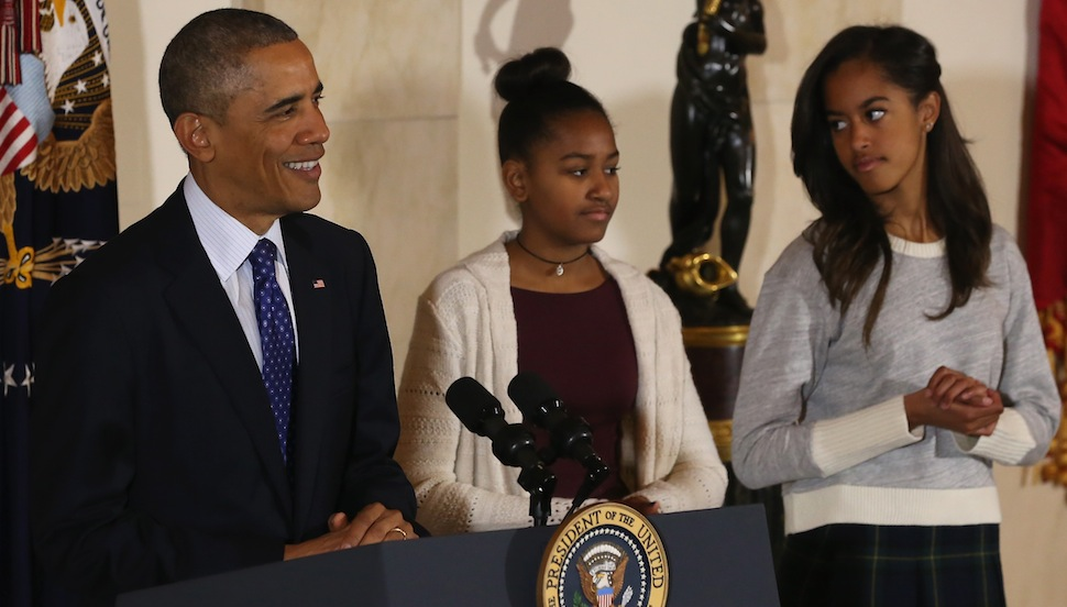 Why Would A GOP Staffer Shame Obama's Daughters On Facebook?