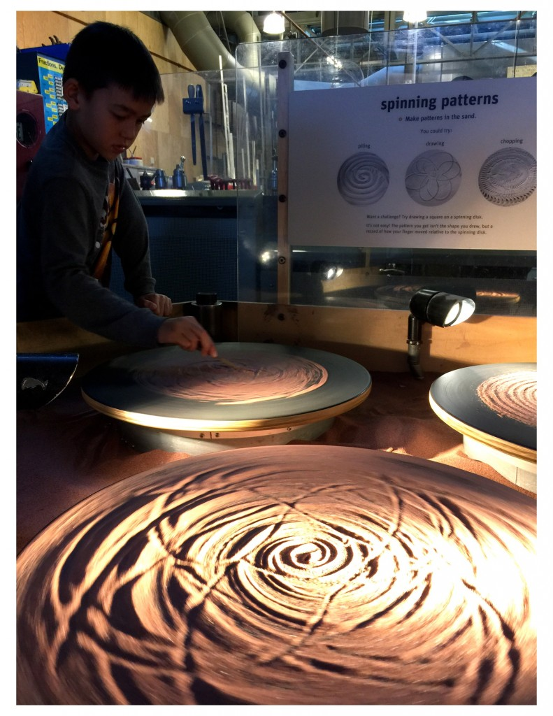 Photo Credit: Sonya D/Exploratorium San Francisco