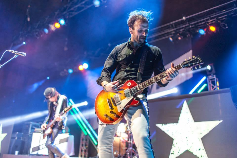 From Rockstar To Dad: John-Angus MacDonald Of The Trews