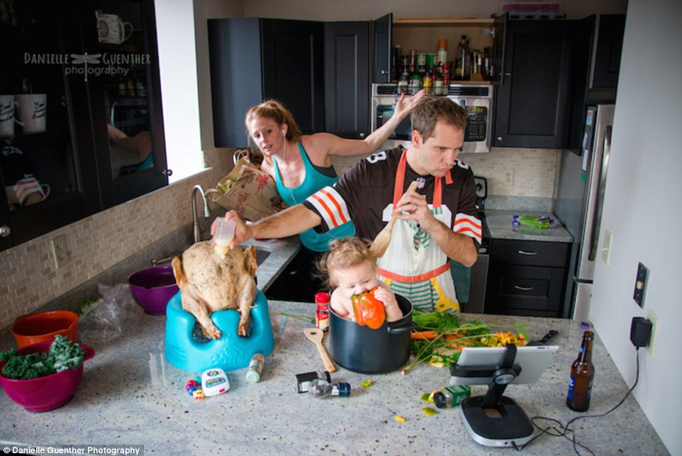 Photographer Captures Life Of Parents In Amazing Series