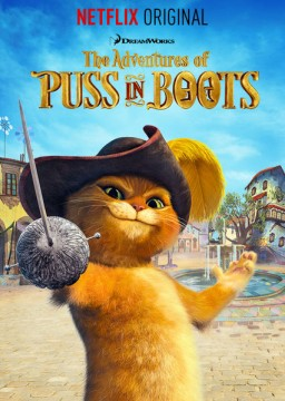 The Adventures of Puss in Boots - Netflix