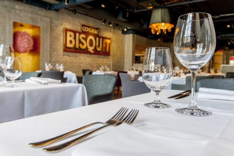 Photo Courtesy of George Restaurant, Toronto.