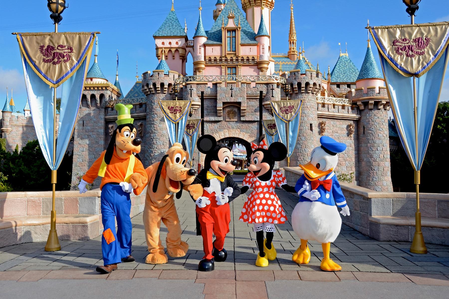 Disneyland Experiences Measles Outbreak