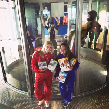 iFly experience with Urbanmoms