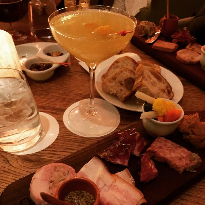 dbar charcuterie night. photo credit: Sonya D.