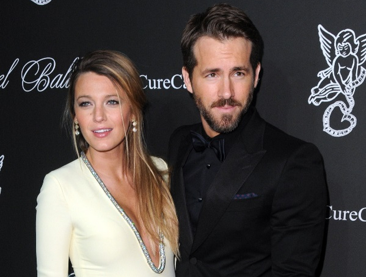 Blake Lively & Ryan Reynolds Welcome Their First Child