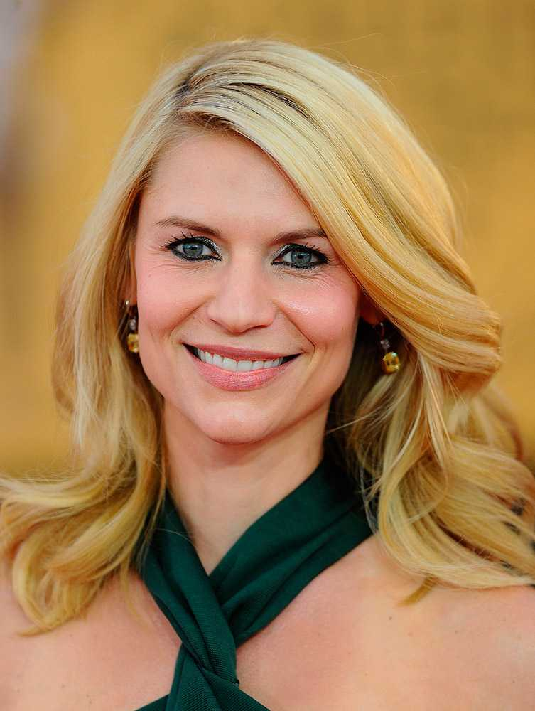 Get The Look: Claire Danes At The 2015 SAG Awards