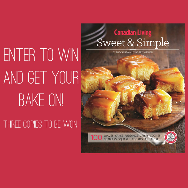 Enter To Win The Ultimate Sweet Tooth Cookbook