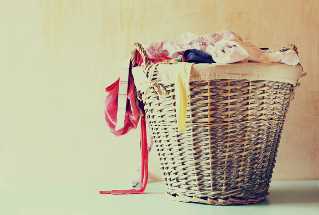 Motherhood: It All Comes Out In The Wash