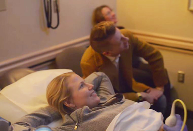 Macklemore Announces Pregnancy In Adorable Video