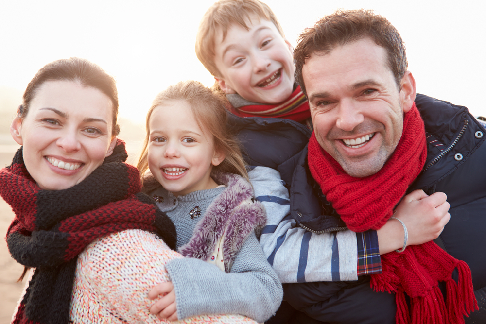 8 Super Simple Ways to Get Healthy With Your Kids