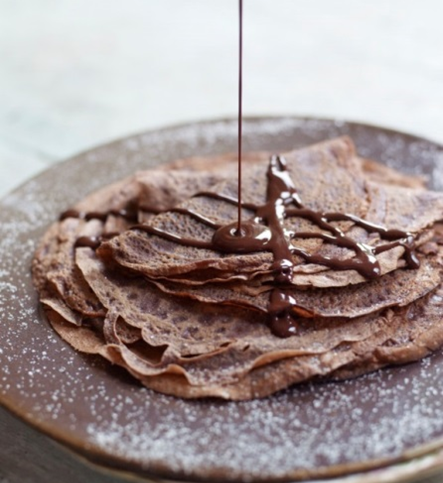 Green & Black's Chocolate Crepes