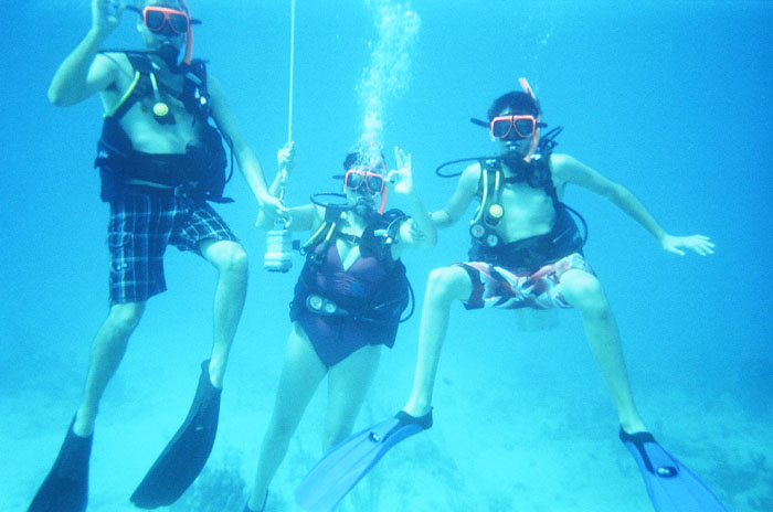 Scuba Diving As A Family: What You Need to Know