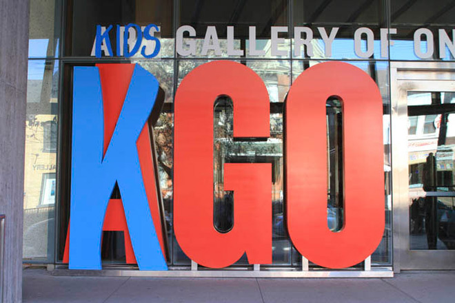 KGO at the AGO