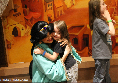 Little Boy Goes To Disney And Proposes To Every Princess