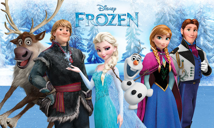 Fox News: 'Frozen' Empowers Women By Tearing Men Down