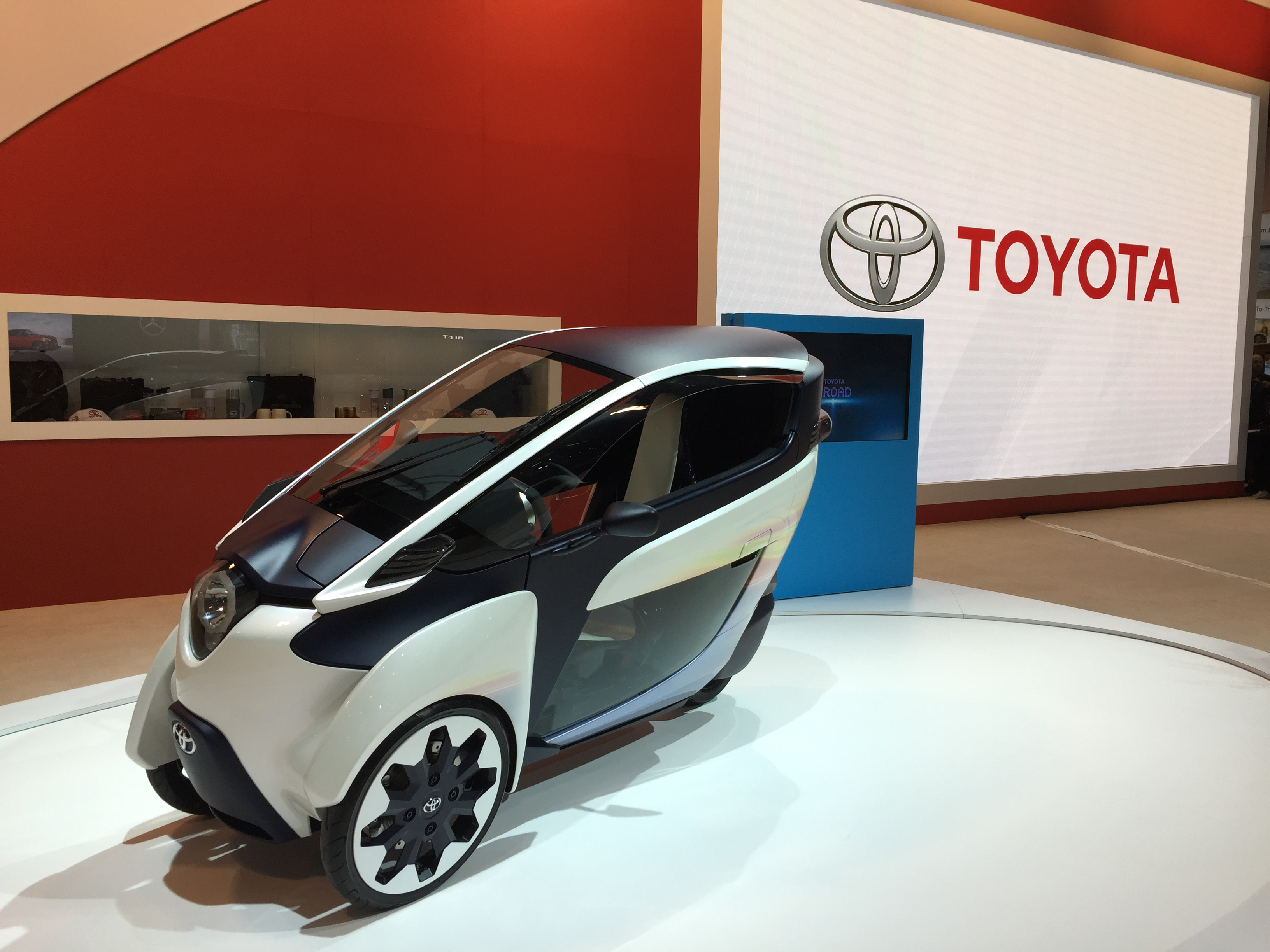 Fun Stuff For Families At The Canadian International AutoShow