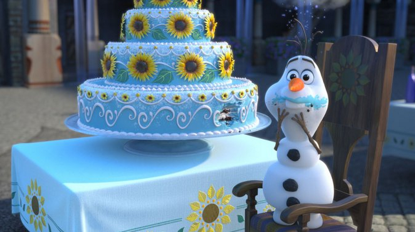 Disney Releases First Preview To 'Frozen Fever'