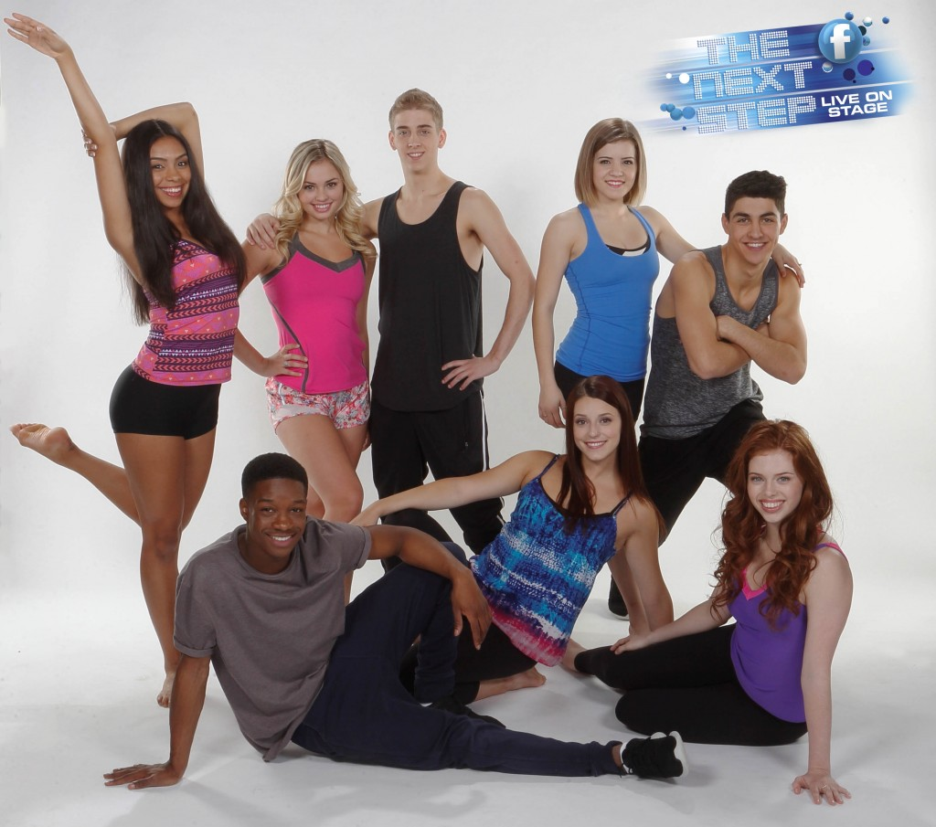 Family Channel's Next Step Dancers Impress On The Live Stage