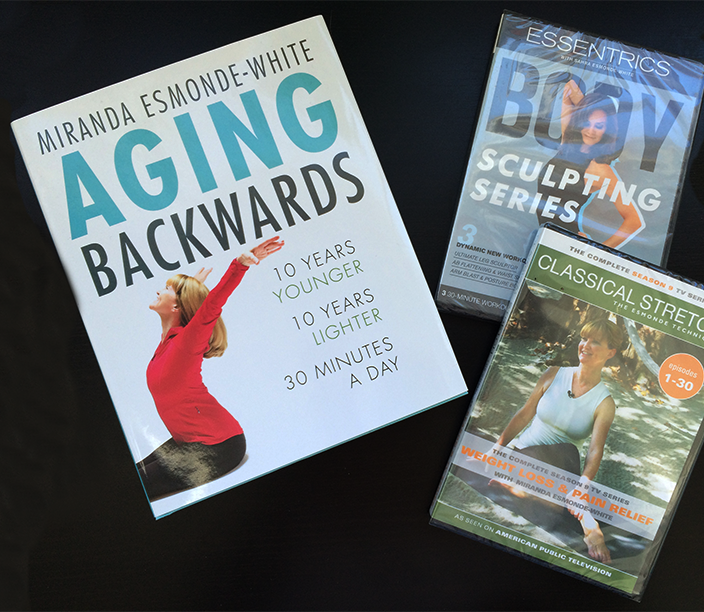 Retweet & Win An Aging Backwards Prize Pack