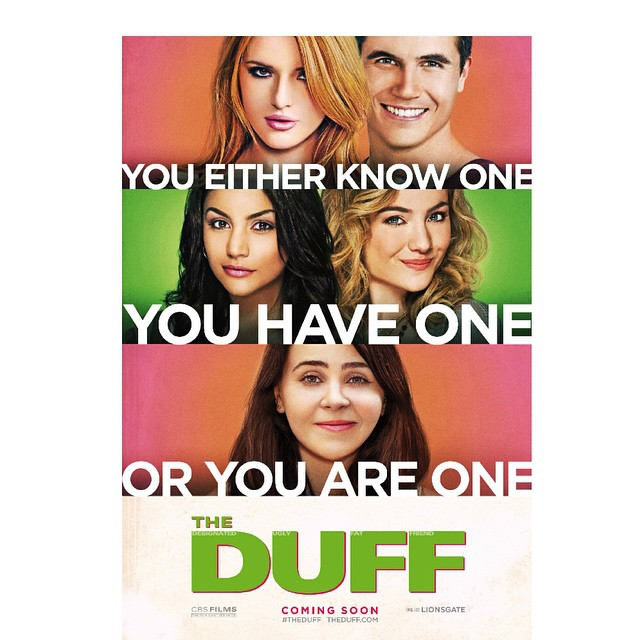 I Have An Issue With DUFF